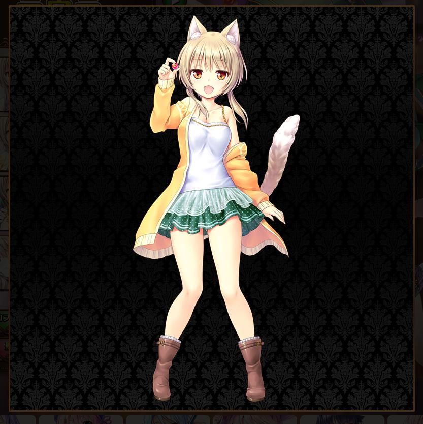 愛猫の私服